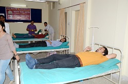 Blood Donation Camp Image