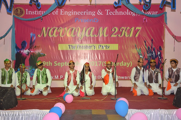Fresher's Day - 2017