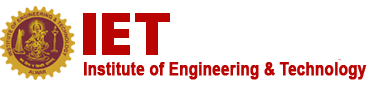 Logo of Institute of Engineering and Technology, Alwar