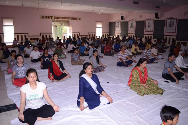 International Yoga Day - 2018
